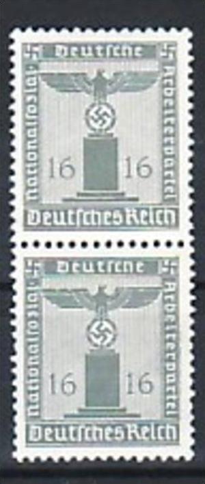 D.-Reich  Nr. D 2x 151 **  ( a6963 ) siehe scan