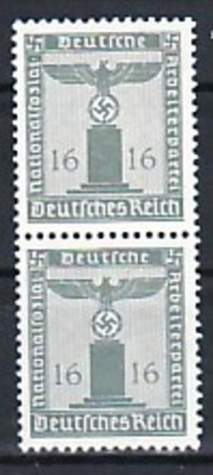 D.-Reich  Nr. D 2x 151 **  ( a6965 ) siehe scan