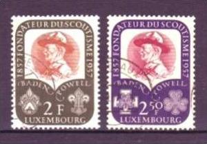 Luxemburg -Nr. 567-8   o  (a7845 ) siehe scan