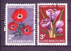 Luxemburg -Nr. 547-8  o  (a7849 ) siehe scan
