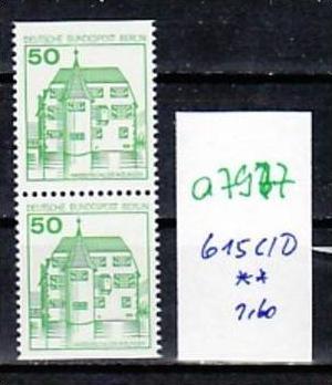 Berlin Nr. 615   C/D  **  (a7977 ) siehe scan