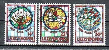 Luxemburg Nr. 1302-4     o   (e6681 ) siehe scan