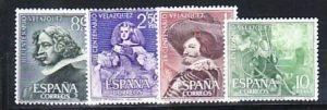 Spanien  Nr. 1235-8    **  ( e6628  ) siehe scan
