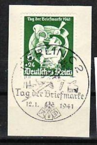 Deutsches Reich  Nr.762   o-Sonder/Werbestempel (a8047 ) siehe scan