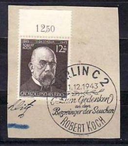 Deutsches Reich  Nr.864 o-Sonder/Werbestempel (a8044 ) siehe scan