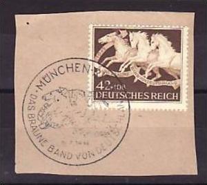 Deutsches Reich  Nr. 815   o-Sonder/Werbestempel (a8038 ) siehe scan