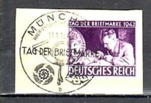 Deutsches Reich  Nr. 811   o-Sonder/Werbestempel (a8032 ) siehe scan