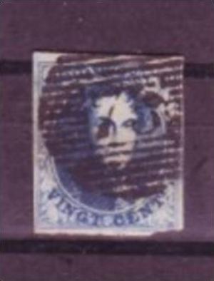 Belgien Nr. 4  o   (a8233   ) siehe scan