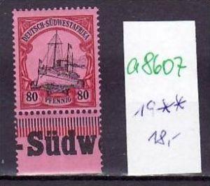DSWA  Nr. 19 **  (a8607 ) siehe scan !