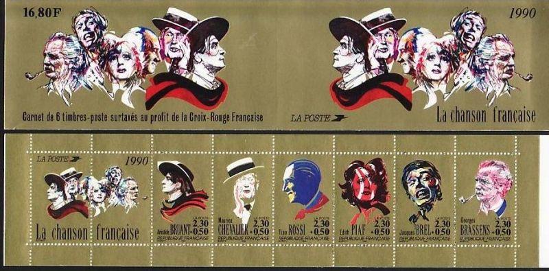 Frankreich  Heft  Künstler  21 **   (ba5866 )  siehe scan