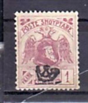 Albanien -Nr.  81 I  * (a8826 )  siehe scan
