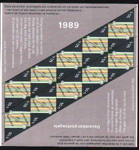 Niederlande  Nr. 1374    Bogen ** (bg 1545 ) siehe scan-DISCOUNT