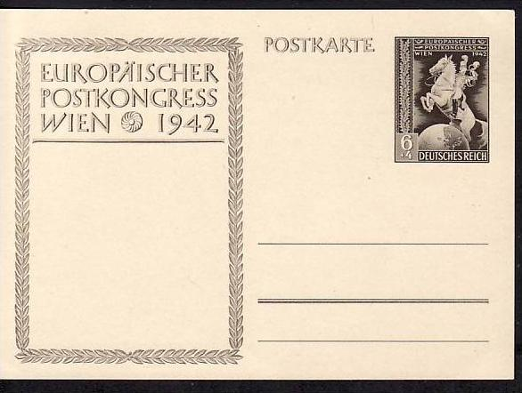 D.-Reich  Ganzsache   (ba5955 ) siehe scan