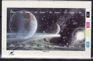 Ciskei  KB Hallischer Komet  **   ( zz1432  ) siehe scan