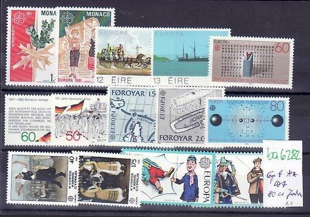 Chemnitzer Lot  Cept  80er Jahre   **/MNH (ba6282 ) siehe scan