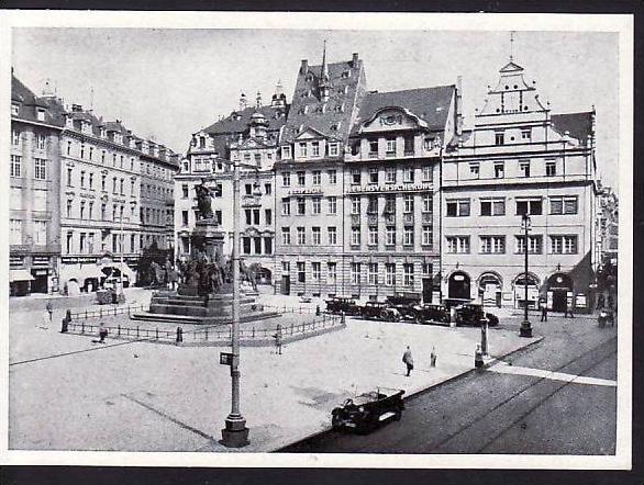 Leipzig-Messe  ..alte Karte  ( ba6517 ) siehe scan