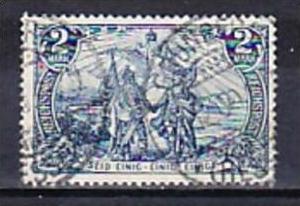 D.-Reich Nr. 84 II  o-used  (a9881 ) siehe scan