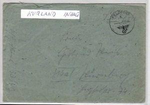 Feld Post Beleg - Kurland    (zz1951  ) siehe scan !!