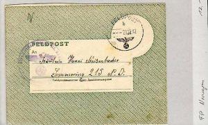 Feld Post Beleg - Norwegen    (zz1948  ) siehe scan !!