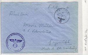 Feld Post-  Nordafrika   (zz 1947 ) siehe scan !!!