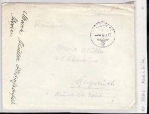 Feld Post Beleg - Nordafrika   (zz1952  ) siehe scan !!