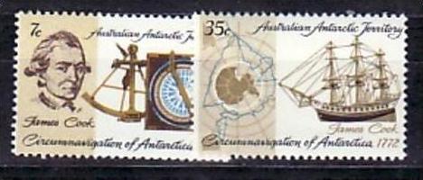 Australien-Antarktis  Nr. 21-2   **   ( e7270  ) siehe scan !