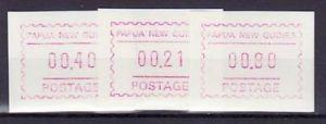 Papua-Neu Guinea  ATM    **/MNH  ( e7677   ) siehe scan !