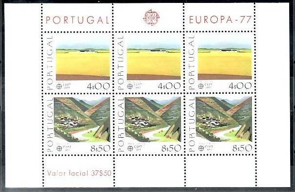 Portugal  Block 20  **  ( zz2536  ) siehe scan !!