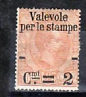 Italien   Nr. 65 *   ( y5503  )  siehe scan  !!