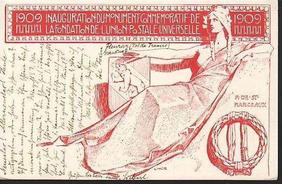 Schweiz  Ganzsache  1909  ( ba7713  ) siehe scan  !