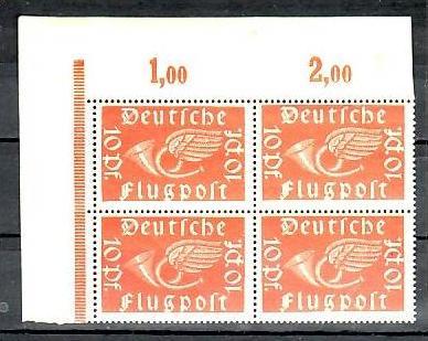 D.-Reich Nr. 4x 111 b   **   ( y5700  ) siehe scan !
