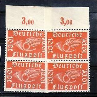 D.-Reich Nr.  2x 111 a+ b   **   ( y5706  ) siehe scan !