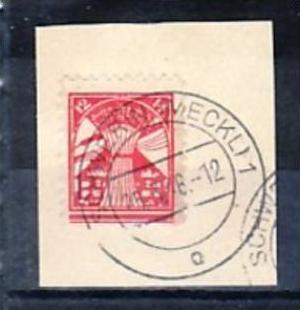 SBZ  Nr. 18Ib  o-Briefstück geprüft Kramp ( y5825 ) siehe scan !