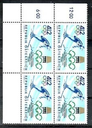 Österreich  Nr. 4x 1765  **  (zz2740  ) siehe scan   !