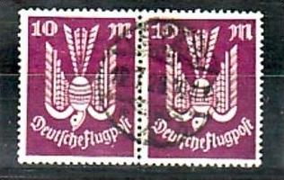 D.-Reich Nr.  2x 264  o  ( y6175 )  siehe scan  !!