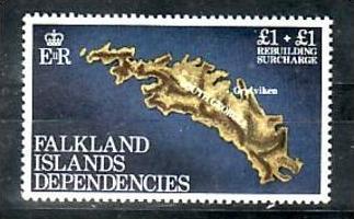 Falkland Inseln  -D. Nr. 116     **  ( e7921  ) siehe scan  !!