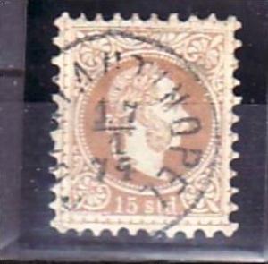 Österreich -Levante  Nr. 5 II  A    o  (y6423 ) siehe scan !!