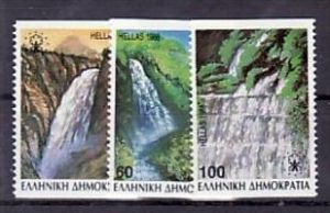 Griechenland Nr. 1692-4 C ** (e8183 )  siehe scan !