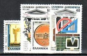 Griechenland Nr. 1656-9 ** (e8179 )  siehe scan !