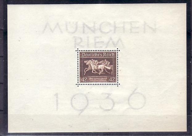 D.-Reich Block  4 **  (zz3211 ) siehe scan  !