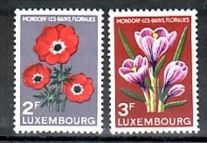 Luxemburg  Nr. 547-8  **  (e8497 ) siehe scan !