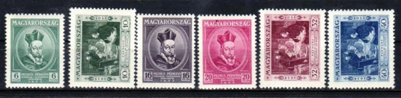Ungarn  Nr. 522-7   */ **  (y8158 ) siehe scan !