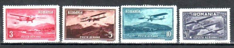 Rumänien Nr. 420-3     *  (y8471  ) siehe scan !