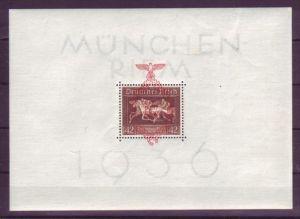 D.-Reich Nr.  Block 10  **  top    ( p3427 ) siehe scan  !