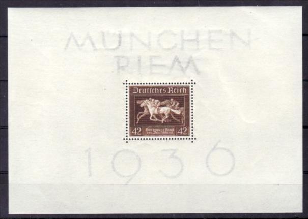 D.-Reich Block    4  **   (zz3871 ) siehe scan  !