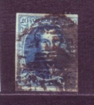 Belgien   Nr.  2 o    ( y 9001   )  siehe scan  !