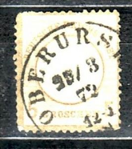 D.-Reich Nr  . 6   o  ( y9277    )  siehe scan   !