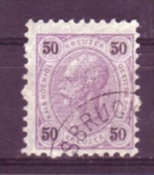 Österreich nr. 60     o ( y9496 ) siehe scan  !