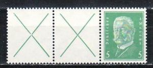 D.-Reich  Zusammendruck  w 27.2   **   ( f7095  ) siehe scan  !