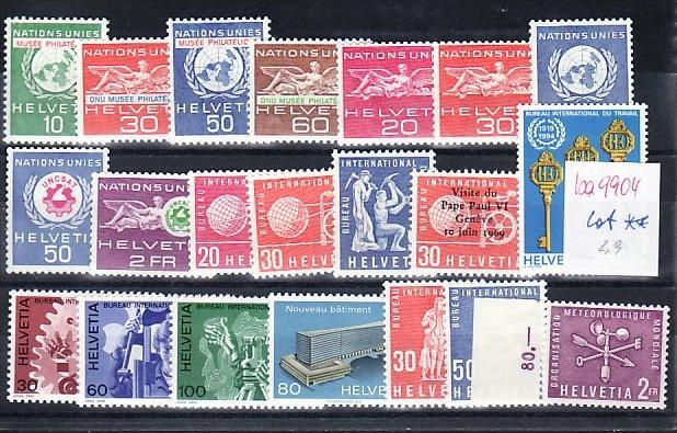 Schweiz   Lot  diverse  Marken   (ba9904) siehe Bild !